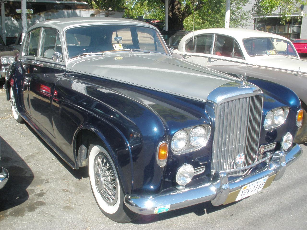 1964 Bentley S3 SOLD » 1964 Bentley S3 SOLD